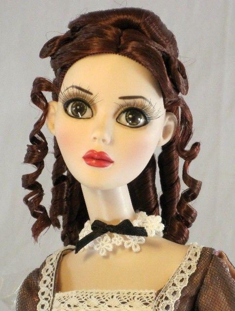 Imagination Miss Ghastly Evangeline Tonner Doll MDCC Le 125