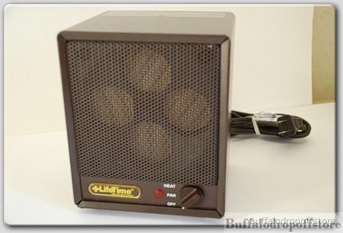 Energy Efficient Ceramic Electric Space Heater 1500W