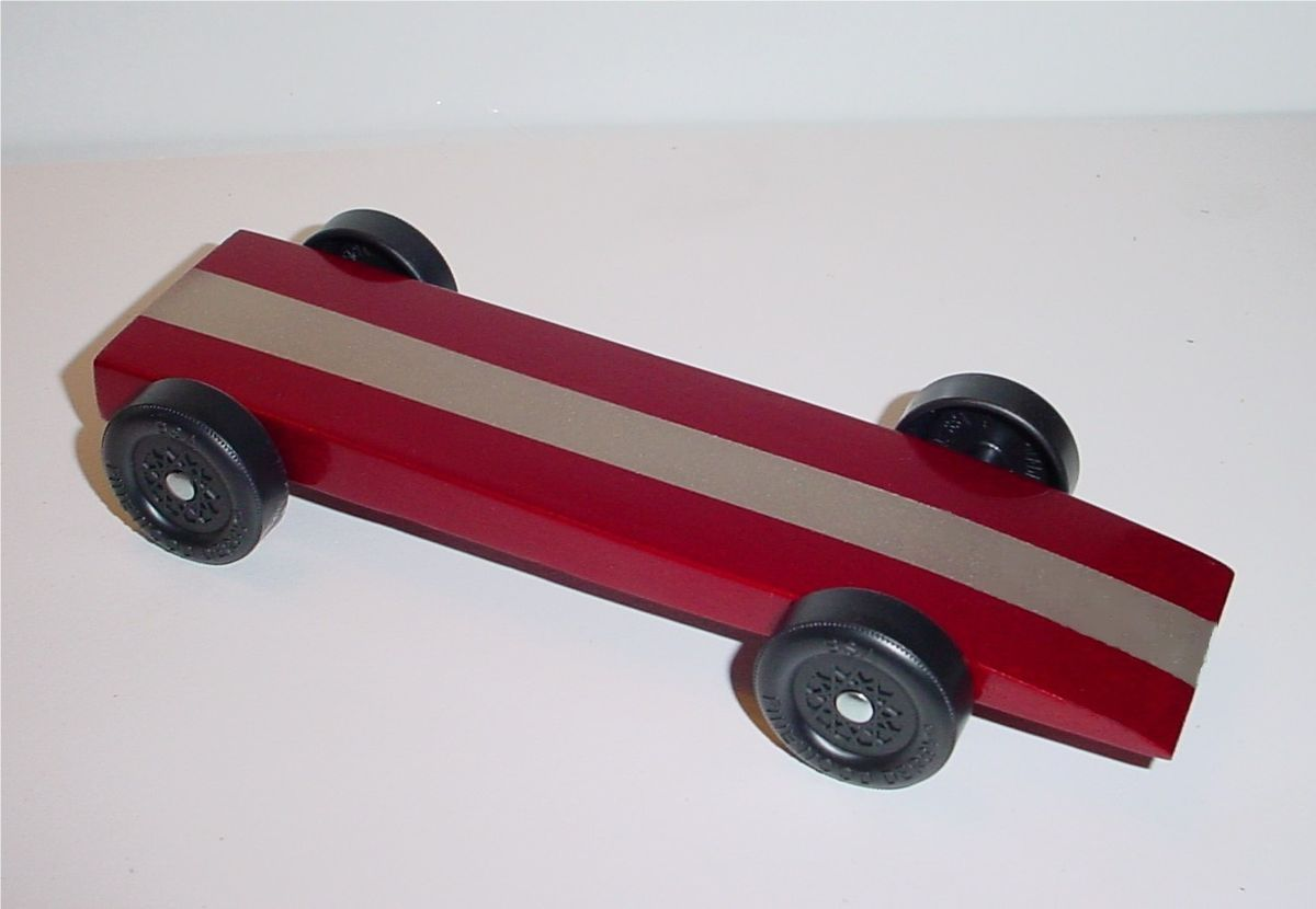 Fast pinewood derby car for Pine wood derby car templates