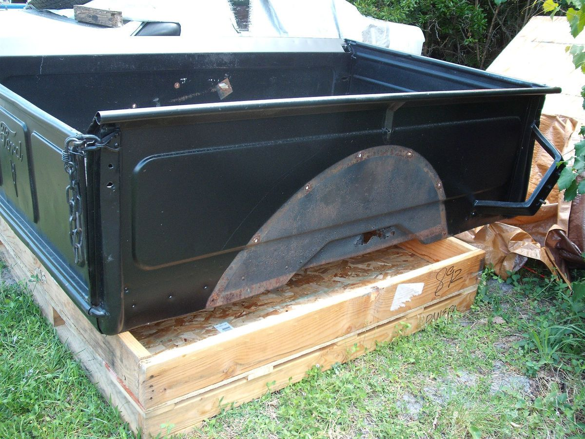 Bed Body Parts : Ford tailgate pictures to pin on pinterest daddy