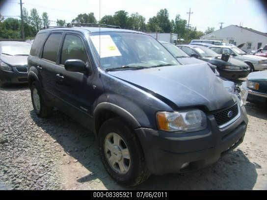 used automatic transmission 01 02 ford escape