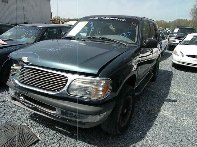 96 97 Ford Explorer Automatic Transmission