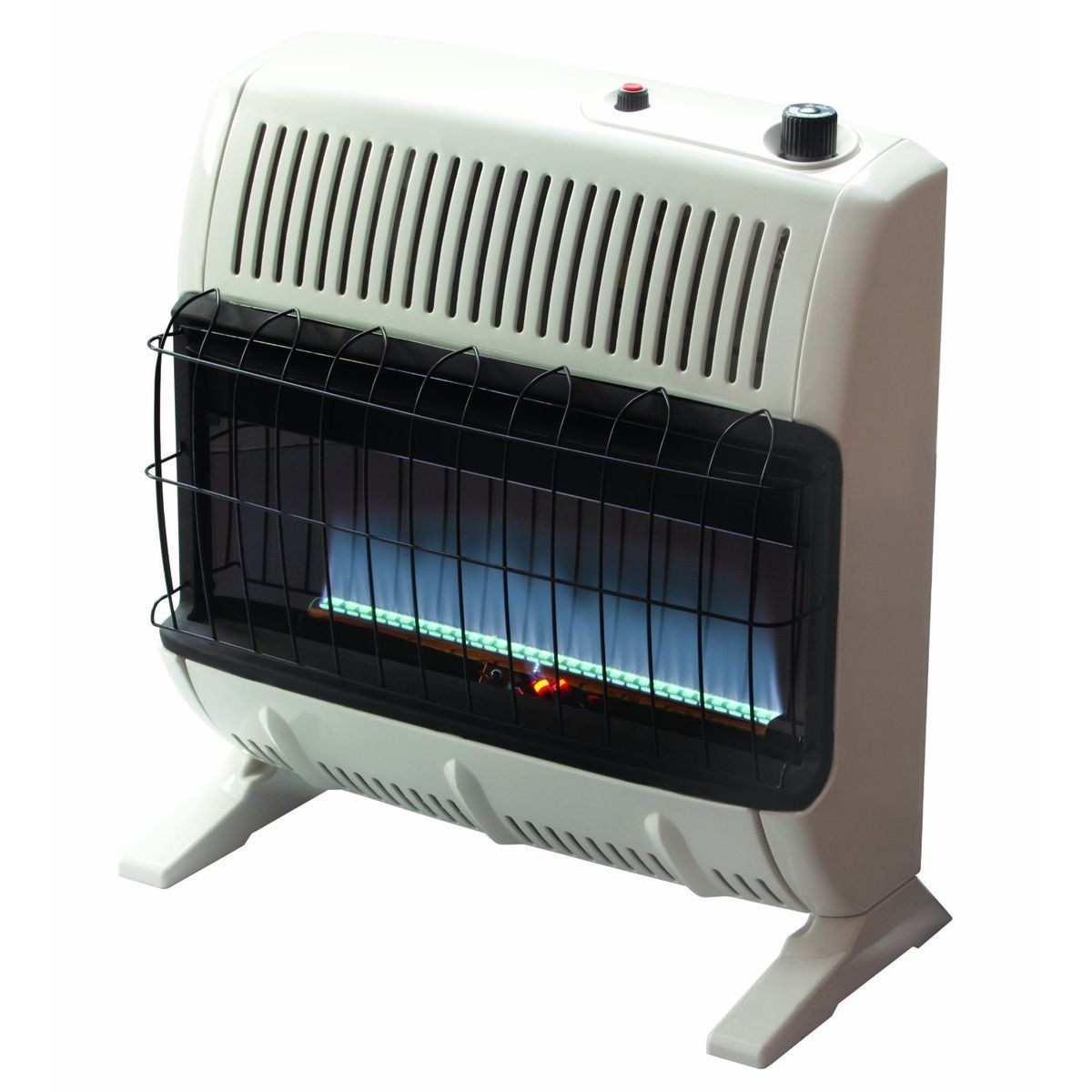 Mr Heater Propane Blue Flame Vent Free Heater Wall Mount Free Standing