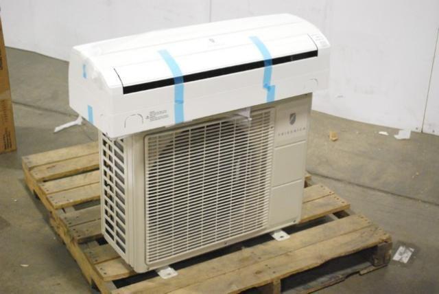 BTU Wall Mount Single Zone Ductless Mini Split System Heat Pump