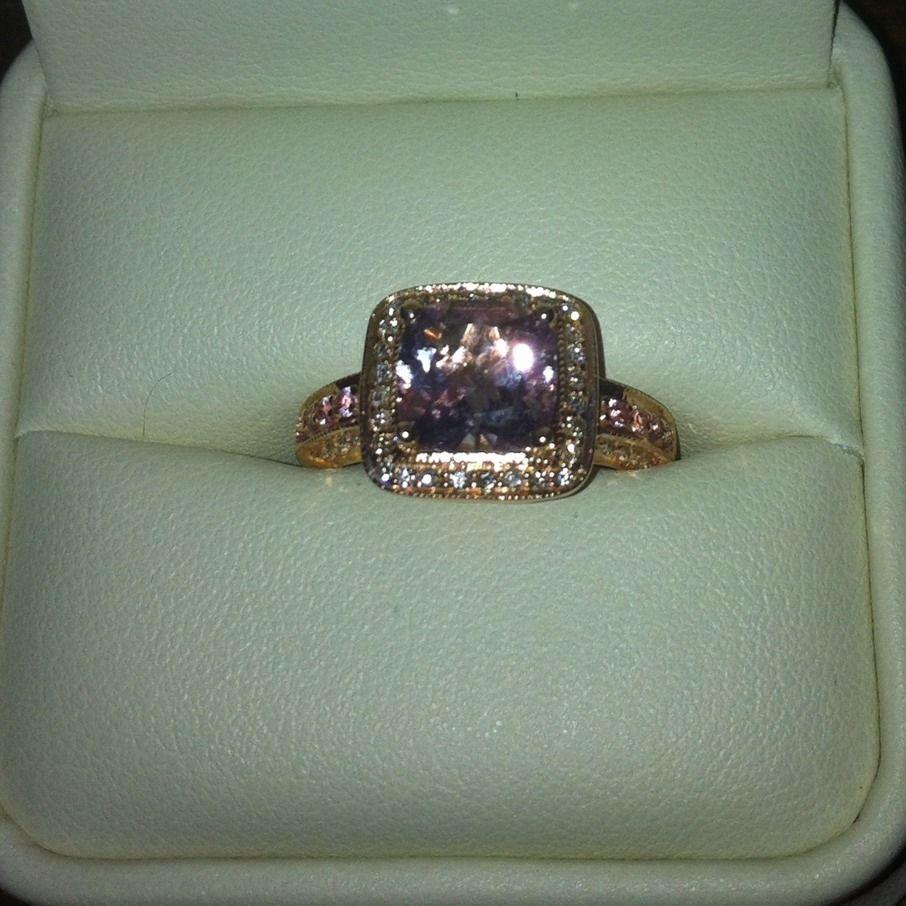 Le Vian Rose Gold Ring