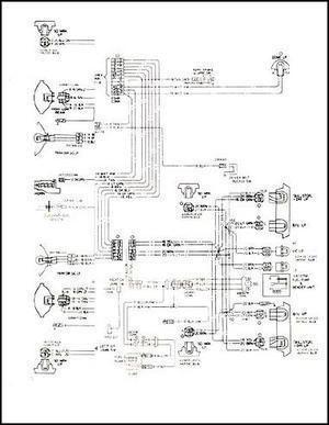 1980 GMC CK Wiring Diagram Pickup Suburban Jimmy Sierra High Grande