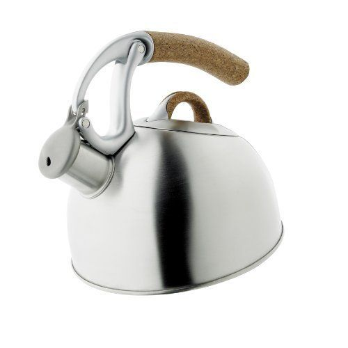 OXO Good Grips Anniversary Edition Uplift Tea Kettle Brushed Stainless