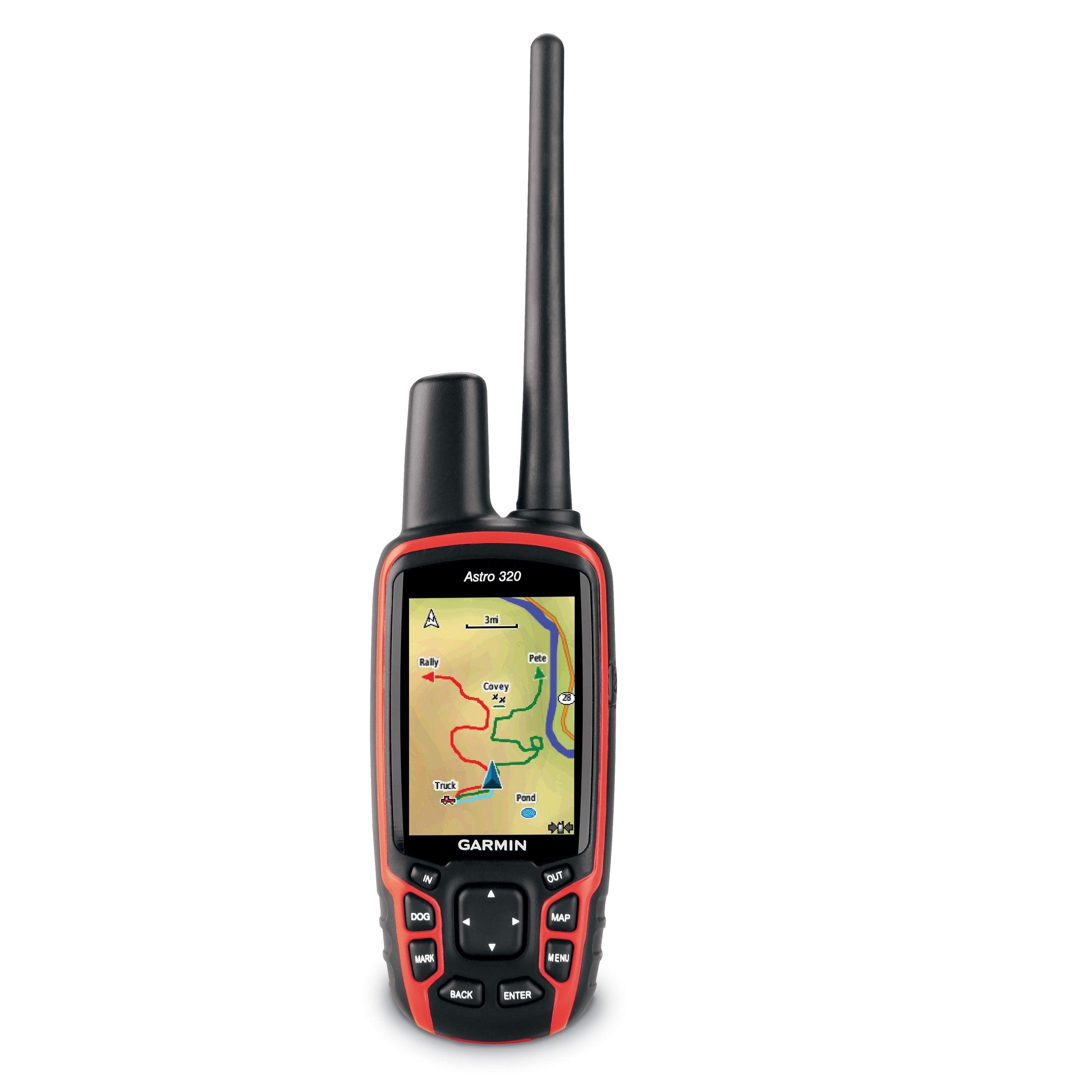 New Garmin Astro 320 Handheld GPS Dog Hunting Tracker