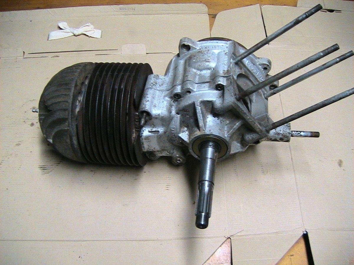 Harley Davidson Golf Cart Gas Engine Rebuilt