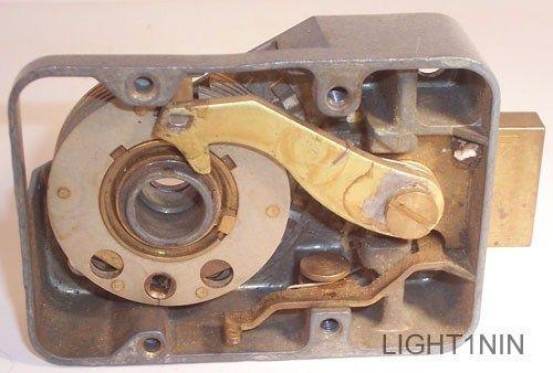 Sargent Greenleaf 6730 Cut Away Safe Lock Locksmith