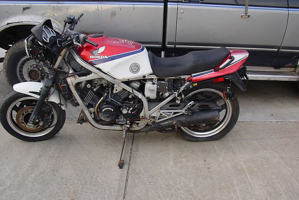 Honda VF 700 Inverter Motorcycle Street Bike