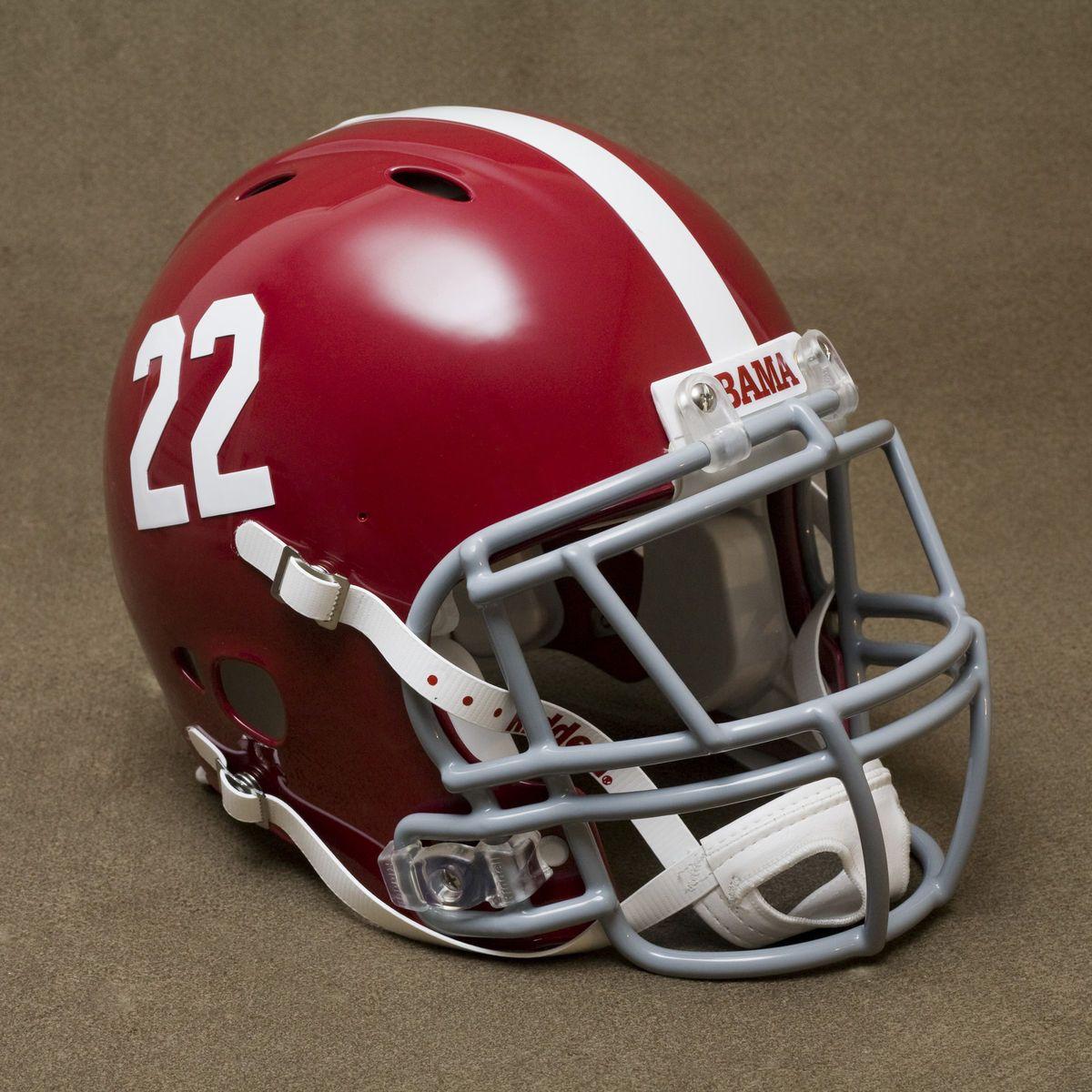 Mark Ingram Edition Alabama Crimson Tide Riddell Revolution Football