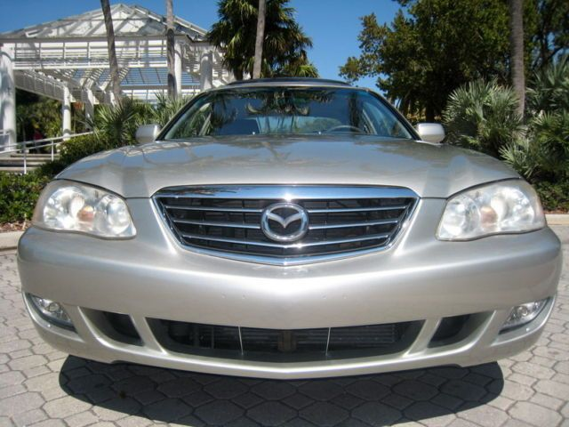 01 02 Mazda Millenia Headlight Head Light LH