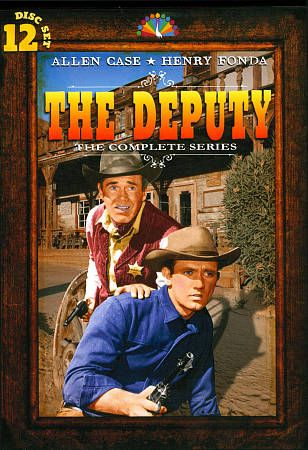 The Deputy The Complete Series DVD, 2010, 12 Disc Set