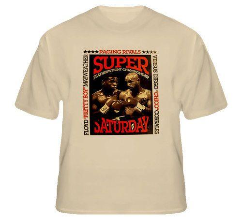 Diego Corrales Floyd Mayweather Boxing T Shirt