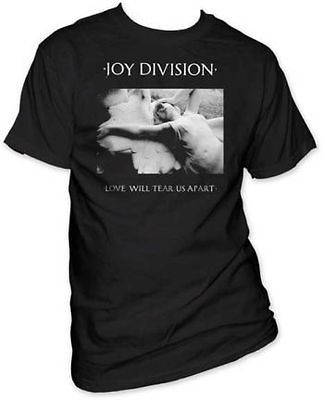 Joy Division Love Will Tear Us Apart Shirt SM, MD, LG, XL, XXL New