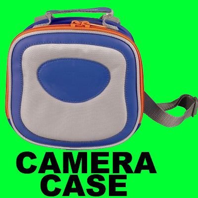 Newly listed BLUE DIGITAL CAMERA CARRY CASE BAG FOR VTECH KIDIZOOM