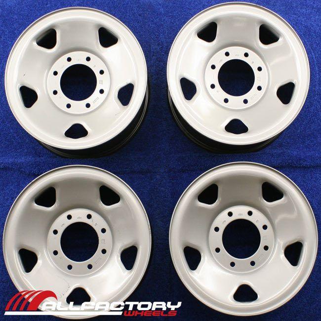 17 2005 2006 2007 2008 2009 2010 Wheels Rims Set Four 3621