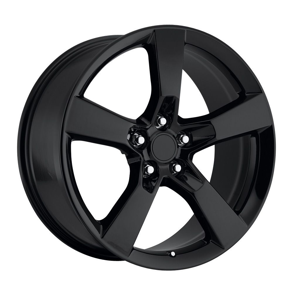 Gloss Black Camaro SS Replica Wheels Tires Fit Any 2010 up camaro Deal