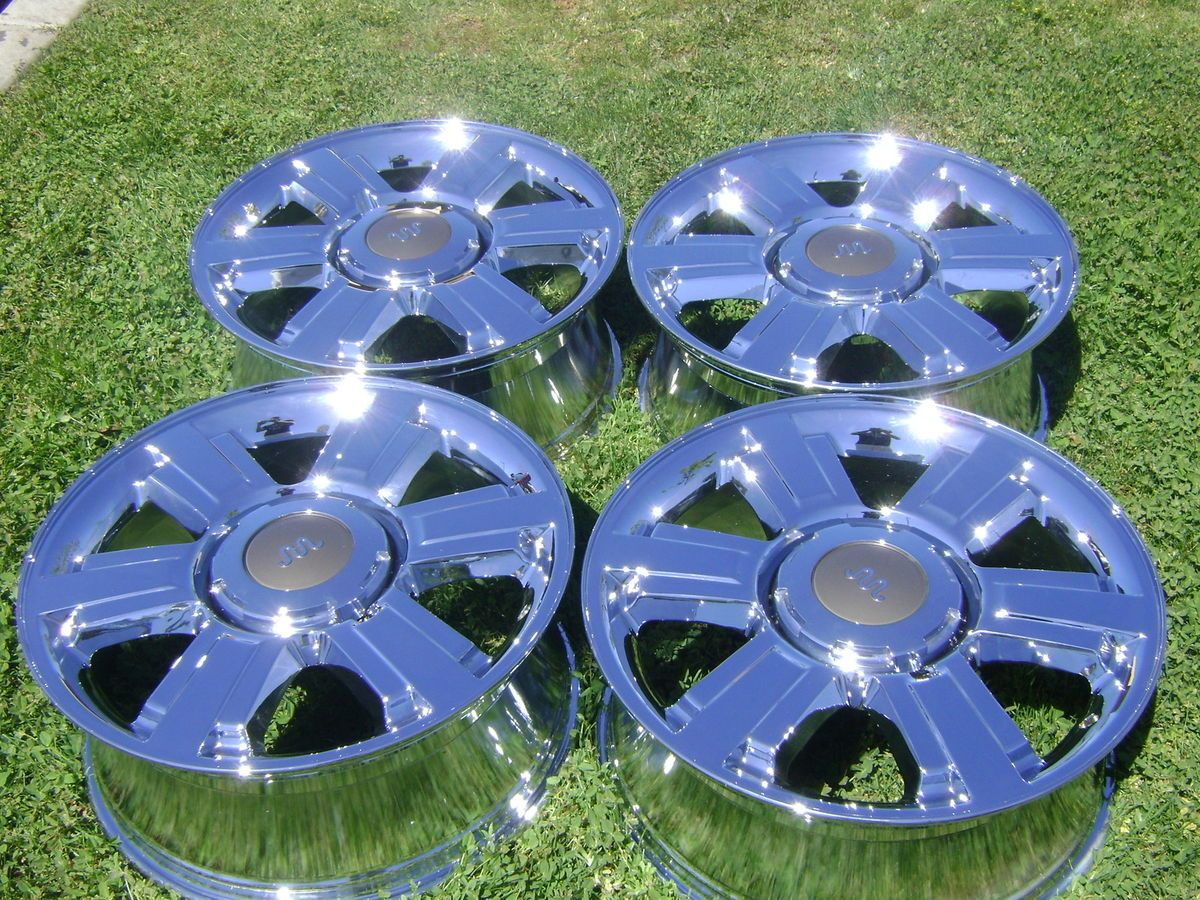 20 Brand New Ford F 150 Chrome Wheels Rims 2007 2011
