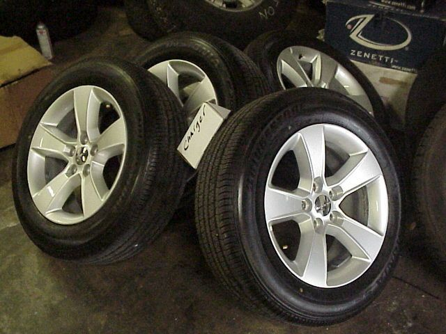 2009 2010 2011 2012 Dodge Charger Chrysler 300 factory wheels tires