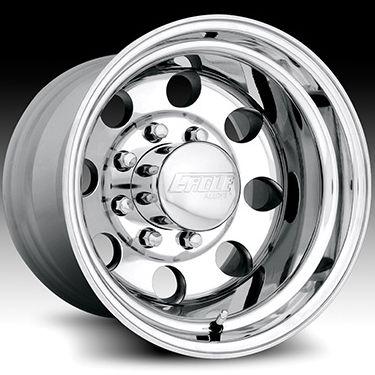American Eagle 0589 Wheels Rims 15x8 Fits Chevy GMC C10 K5 Blazer