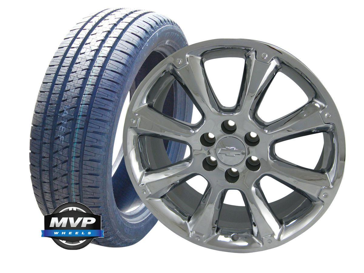 22 GMC Chevrolet Cadillac Wheels CK916 Tires 285 45 22 New