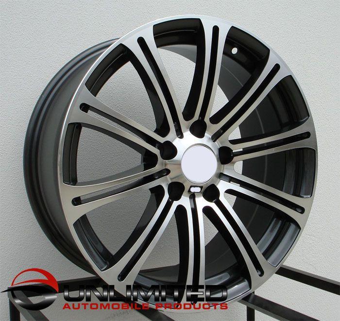18 M3 Style Wheels Rims Fit BMW E46 E90 E92 F30