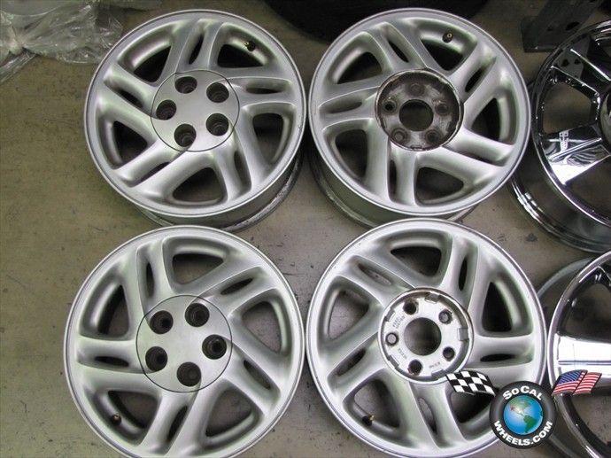96 97 Ford Thunderbird Factory 15 Wheels Rims