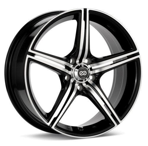 17 Enkei STR5 Rims Wheels 17x7 42 5x114 3 Mazda3 SPEED3 Civic RSX MX6