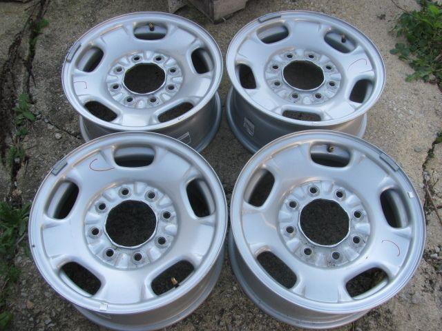 Lug 17 Chevy GMC Truck Steel Wheel Rims