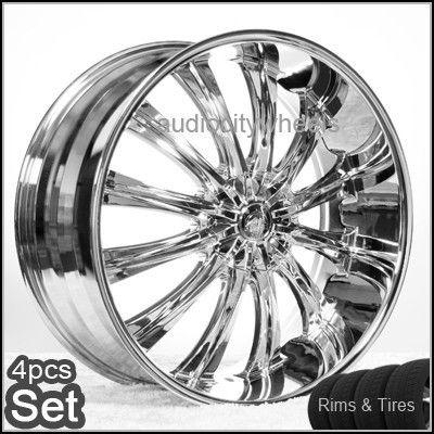 22Wheels Tires Wheels Rims Chevy Ford Cadillac QX56