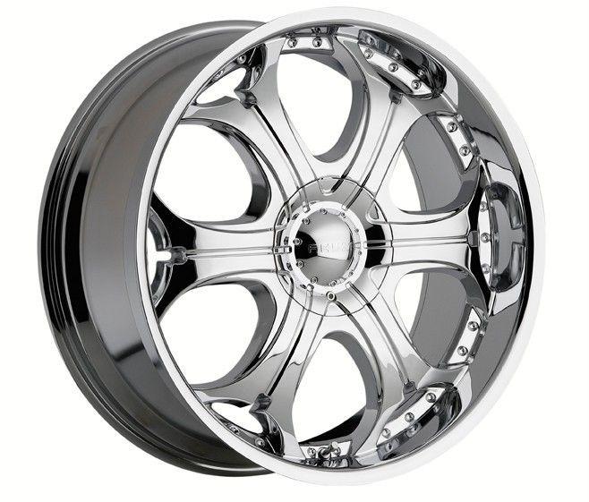 22 inch Akuza Spur Chrome Wheels Rims 5x115 Dodge Charger Magnum