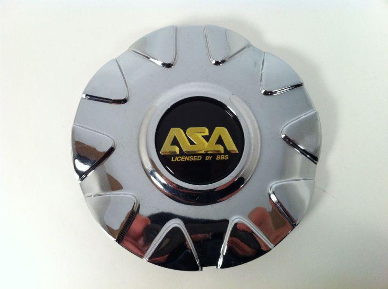 ASA Wheels Chrome Center Caps Part 8B340 IS5