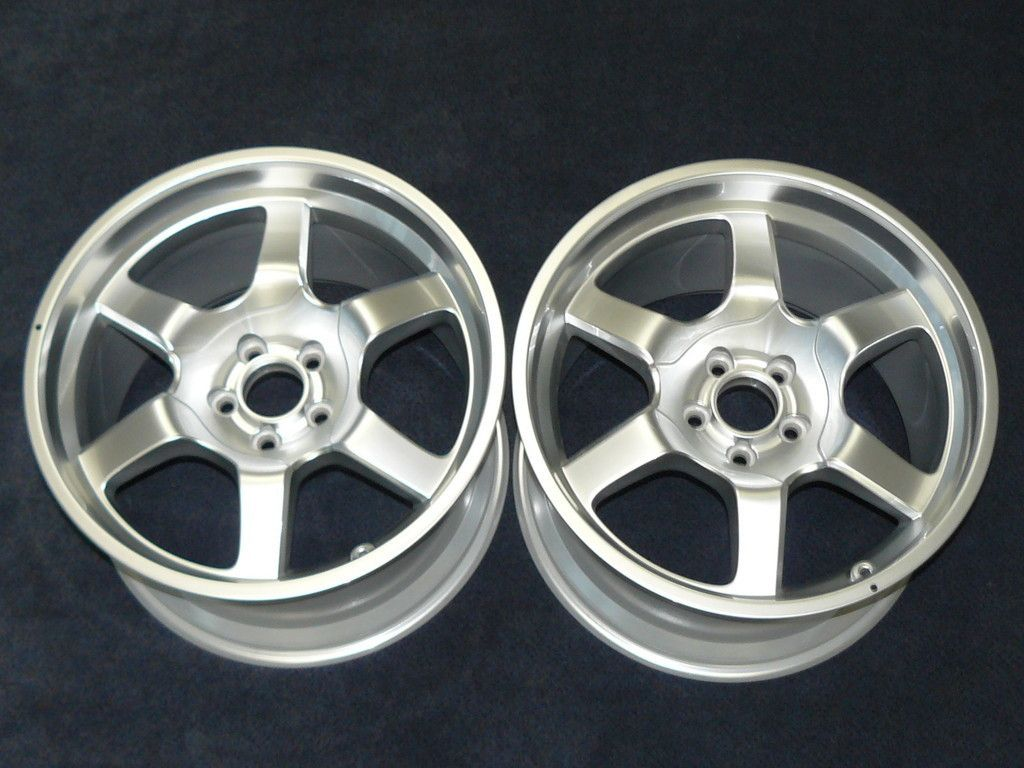 Factory Ford GT40 Rear BBs Wheel Rim 19in 3569
