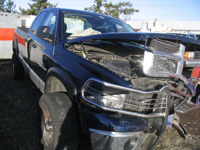 03 04 Dodge RAM 3500 Pickup Fuel Tank 8 Box Diesel