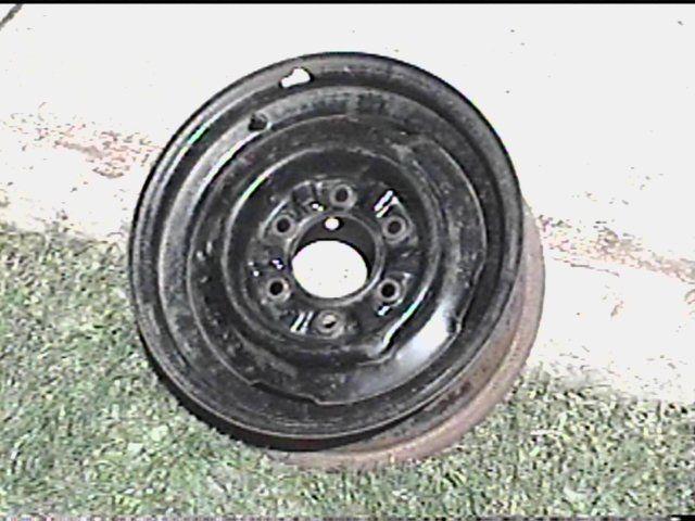 1960s 1970s GM 15 6 Lug Chevy GMC Truck Wheel Rim