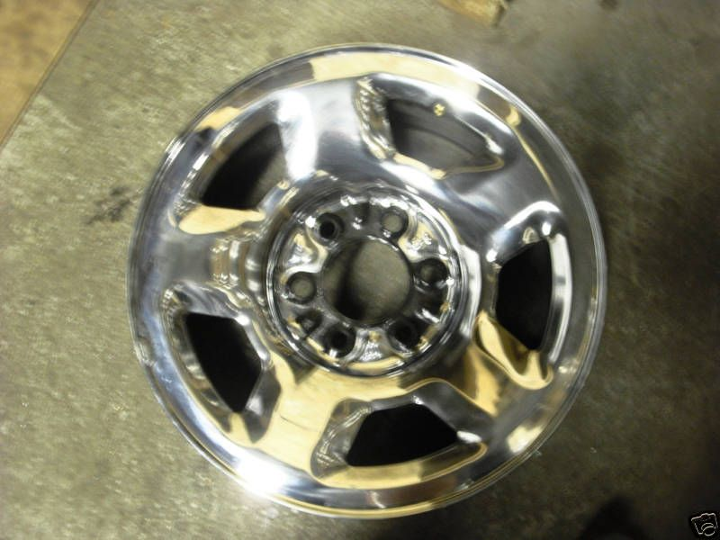 17 Factory Steel Chrome Wheel Rim Ford F 150 E 150